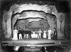 vaudeville stage - Google Search