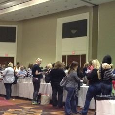 Part of the book line #rt2012