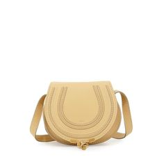 Marcie Small Calf Saddle Bag