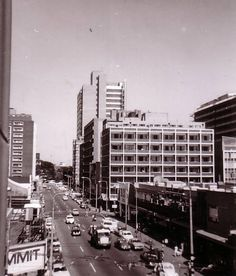 Johannesburg City, My Family History, The Old Days, Historical Pictures, Countries Of The World, Picture Photo, South Africa, Landscape Photography, Scenery