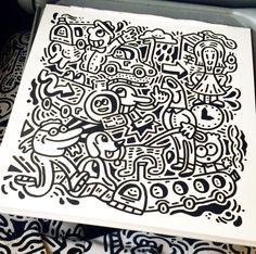 Image Result For Sam Cox Mr Doodle