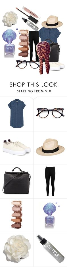 """I just woke up"" by dimondinyyy on Polyvore featuring Madewell, Eytys, Roxy, 3.1 Phillip Lim, Boohoo, Cara and Burberry"