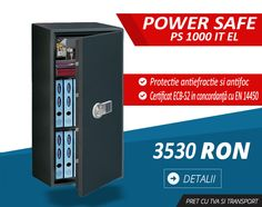 ##ROTTNER##COMSAFE##  http://www.rottner-security.ro/seif-mobila-power-safe-ps-1000-electronic-it.html