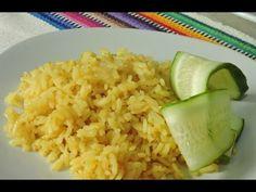 Arroz al curry.- LuzMa CyR - YouTube