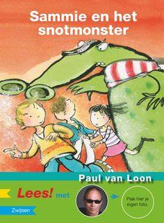 Sammie en het snotmonster, Paul van Loon