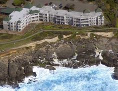 Overleaf Lodge, Yachats, Oregon.  One of my favorite places to vacation!