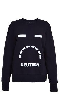 Tibi - Neutron Sweatshirt