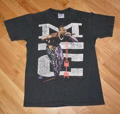 RaRe *1990 MC HAMMER* vintage rap hip hop concert tour shirt (M) 80's 90's M.C. | eBay