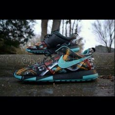 1 of 1 custom hand painted Nike Roshe Runs by Bago Customs  JohnnyBago   BagoCustoms 2d3b0ed54