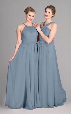 5 Reasons Dusty Blue Bridesmaid Dresses are the Perfect Shade for You   Kennedy Blue