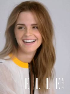 "watsonleviosa: ""✿ Emma Watson ✿ ""I truly, truly believe that beauty comes from within. Alex Watson, Lucy Watson, Emma Watson Smile, Emma Watson Beautiful, Emma Watson Sexiest, Emma Watson Funny, Emma Watson Body, Hermione Granger, Harry Potter Film"