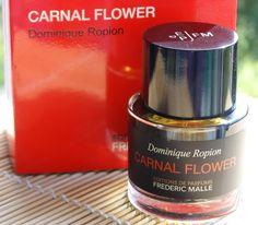 Emotional Treasurer: Carnal Flower Frederic Malle