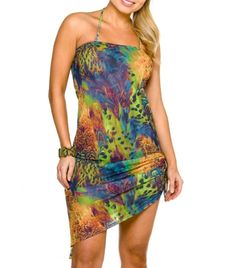 Kiniki Tan Through Thru Amalfi Dress Coverup Swimwear Size 6-20 | eBay