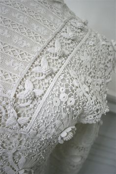 Example of Crochet Lace