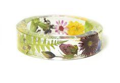 Hey, I found this really awesome Etsy listing at https://www.etsy.com/listing/189329195/real-flower-bracelet-flower-bracelet