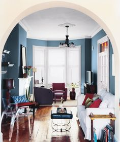 i like the color scheme. Would make that archway brick though.
