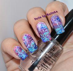 Nails by Malinka: Stempelen, stempelen en stempelen :-)
