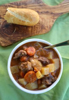 HOW TO: Make Slow Cooker Irish Stew #HowTo