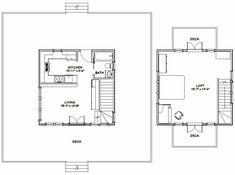 PDF house plans, garage plans, & shed plans. Plans Loft, Loft Floor Plans, Garage Floor Plans, Small Floor Plans, Bathroom Floor Plans, Cabin Plans, Shed Plans, House Floor Plans, A Frame Floor Plans