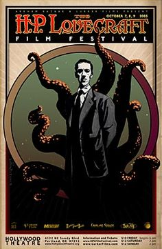 : H.P. Lovecraft Film Festival poster