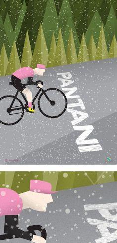 Image of The Grand Tour Series - Giro Pantani
