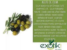 Aceite de Oliva.  Olive Oil