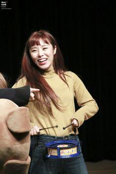 161111 강남 팬싸인회 휘인,화사