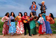 Svenko Band, Romani Gypsy musical group. Photos.