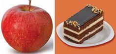 FRUCTE SAU DULCIURI CONCENTRATE?  Dr. Călin Mărginean Apple, Fruit, Cake, Desserts, Food, Pie Cake, Meal, The Fruit, Cakes