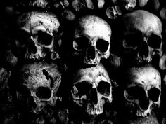 Six Skulls by ~gaaarg on deviantART