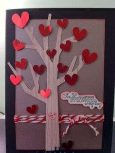 Valentine Card for my sweetie.