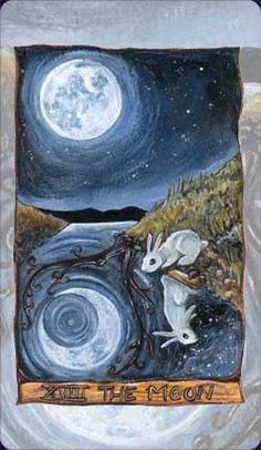 Animism Tarot ~ Perhaps in the future.... certainly one for animal lovers though :-)