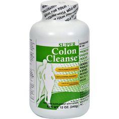 Health Plus Super Colon Cleanse - 12 oz #HomeMadeColonCleanseDiet