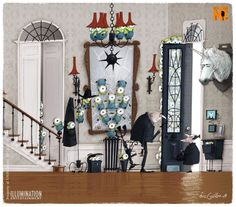 eric guillon _Despicable Me -Gru's house