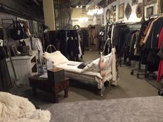 Our Consignment basement is full of pre-loved treasures!