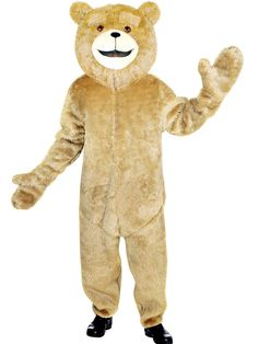 Ted Jumpsuit Costume | Mens Ted Halloween Costumes