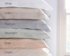 Egyptian Plain Sheets | Plain Dye Bedding | Christy Home