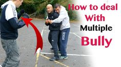 How to handle bullies - Wing Chun