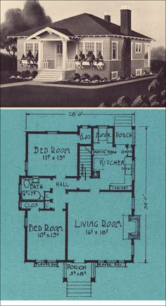 The Richmond  Homes from Forest to You, 1924 by Stetson & Post Lumber, Seattle