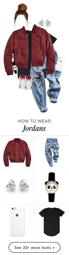 """Day 1"" by lillisa-1 on Polyvore featuring Levi's, Topshop and Georgini"