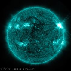 sunshine and solar storms