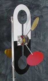 Chuck Dunbar's Whirligig Design and Development: Whirligig #57 Free Plans