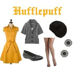 Hufflepuff outfit