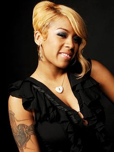Keyshia cole...A different me