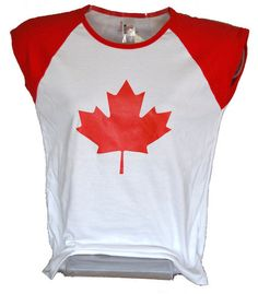 Canadian T-shirt that is Made in Canada too!
