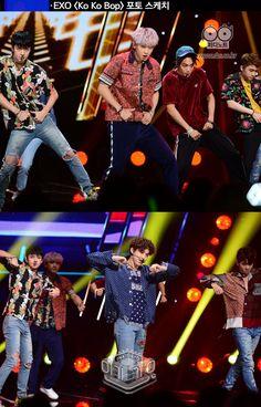 - SBS Inkigayo PD Note website update with Exo Kokobop, Chanyeol, Exo Korean, Time Photo, Chinese Boy, Beautiful Boys, Boy Groups, Concert, Website