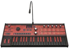 KorgmicroKORG Synthesizer/VocoderBlack/Red