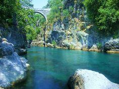 Köprülü Canyon-Antalya