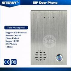 Inventive 2016 Rain Proof Gsm Service Free Phone Gsm Help Point Handsfree Intercom Double Alarm Input Port For Security Back To Search Resultssecurity & Protection Access Control