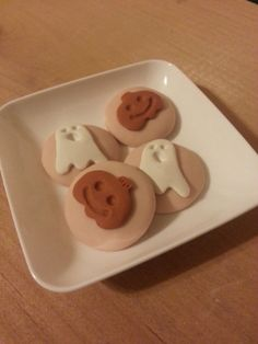 Halloween Cookies for American Girl size by TeteesTinyTreasures, $4.00